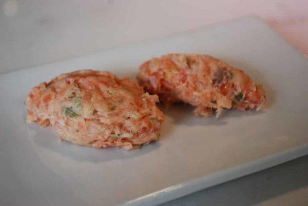 rillettes de saumon fumé