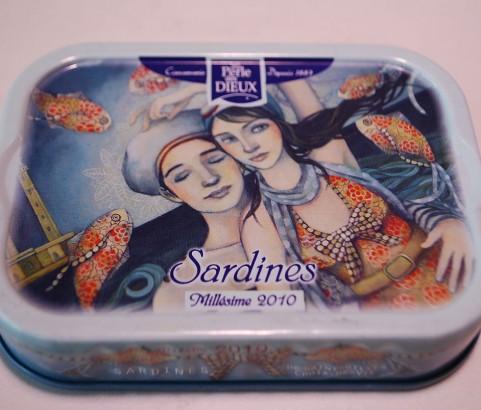 Sardines millésime 2010