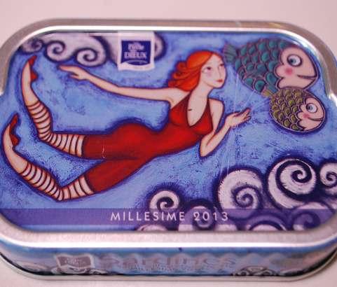 sardines millésime 2013