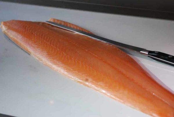 saumon ecosse bio