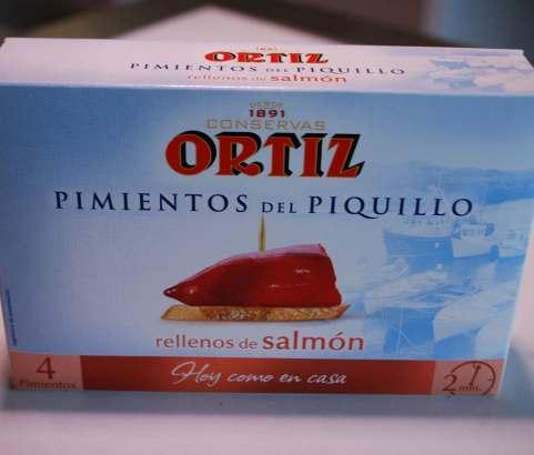 Poivrons farcis au saumon