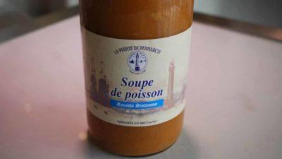 Soupe de poisson (1 litre)
