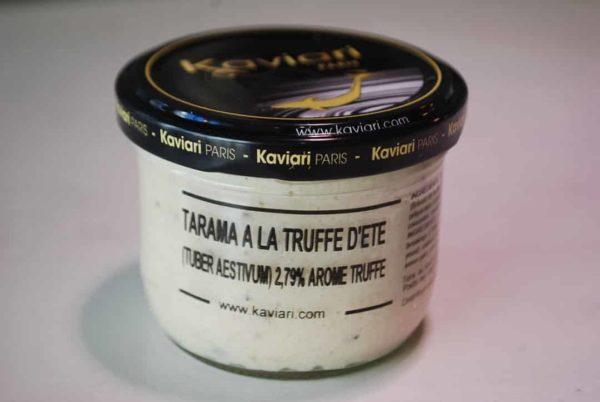 Tarama à la truffe